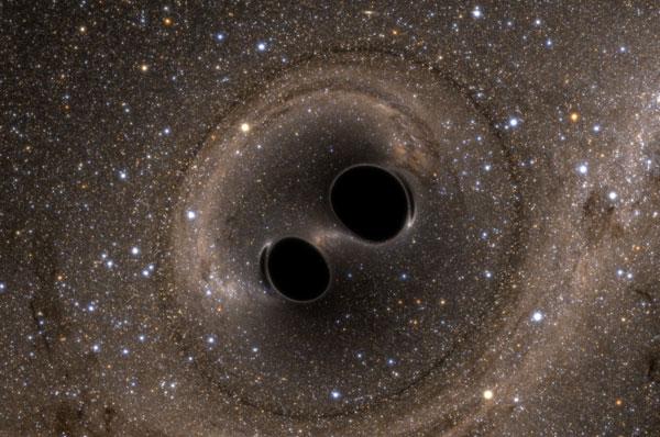 girotondo buchi neri planetario milano