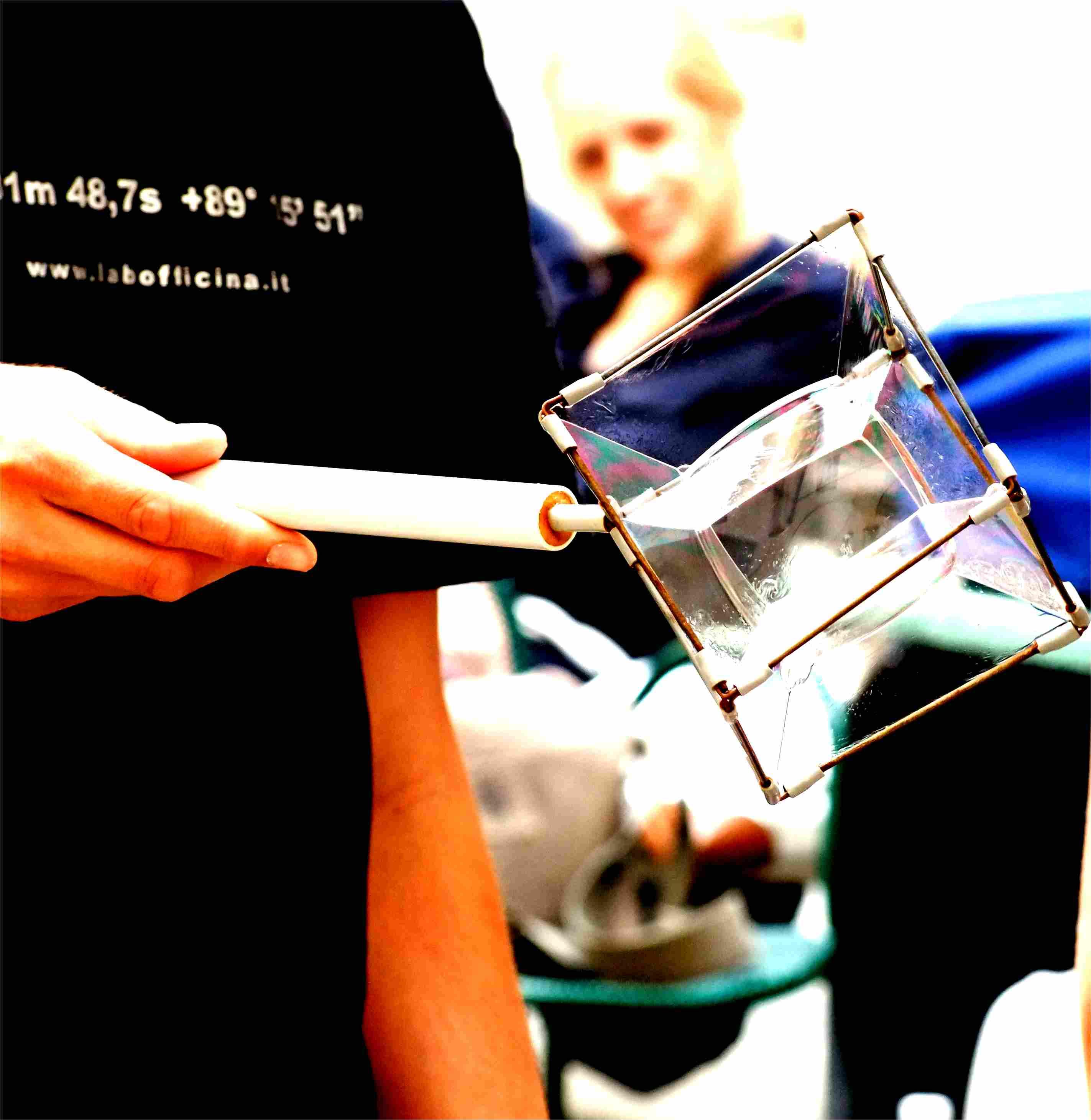 laboratorio bolle planetario milano