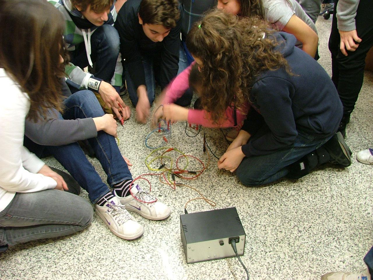 laboratorio elettrico planetario milano