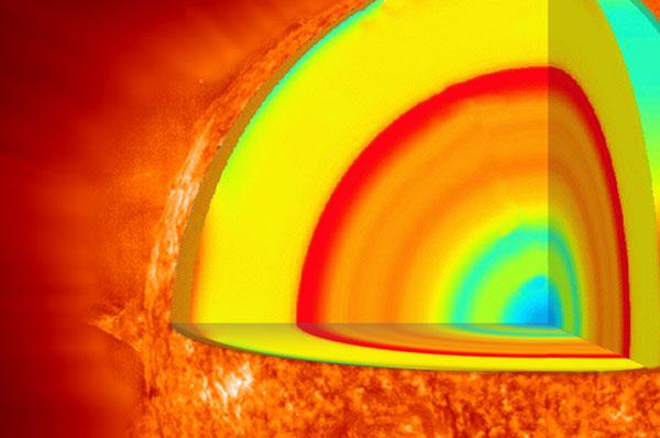 eliosismologia storia attivita solare planetario milano