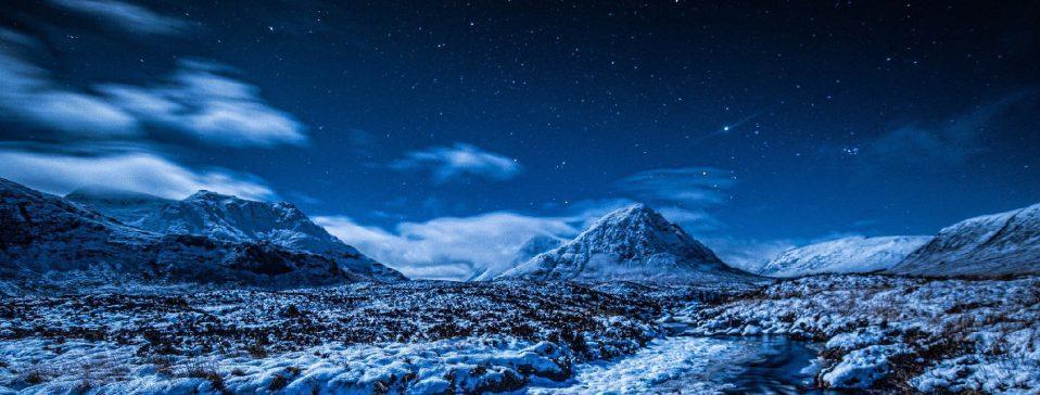 Leggende del cielo d'inverno