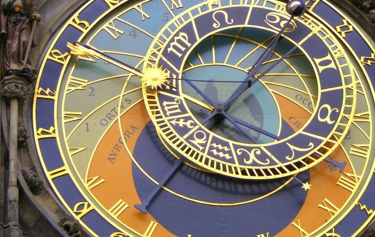 La misura del tempo e l'astronomia: il calendario gregoriano