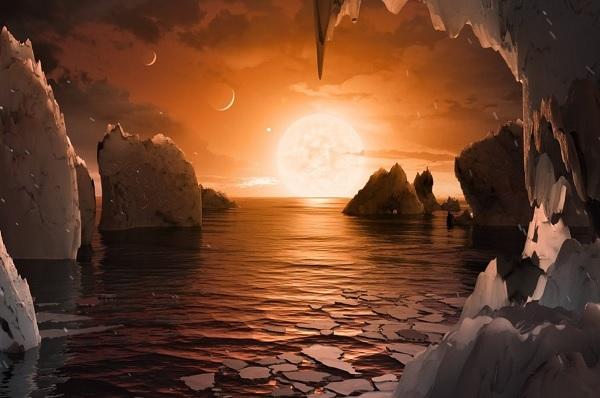 NEWS DALLO SPAZIO: DAL RITORNO SULLA LUNA A TRAPPIST-1