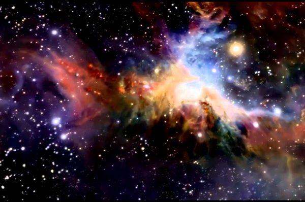 sipario sull'universo