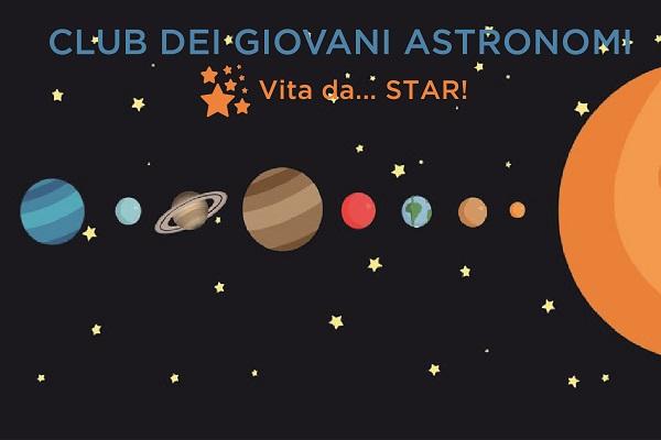 CLUB DEI GIOVANI ASTRONOMI - VITA DA... STAR