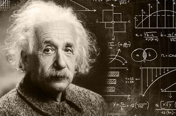 ALBERT EINSTEIN:  l'uomo, il genio, il mito