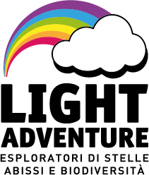 LIGHT ADVENTURE. <br>LUCI E COLORI DEL CIELO