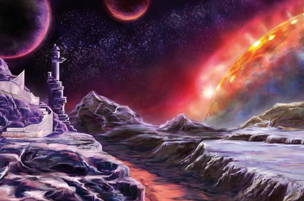 NOVE VOLTE SETTE di Isaac Asimov Racconti sotto un cielo di stelle