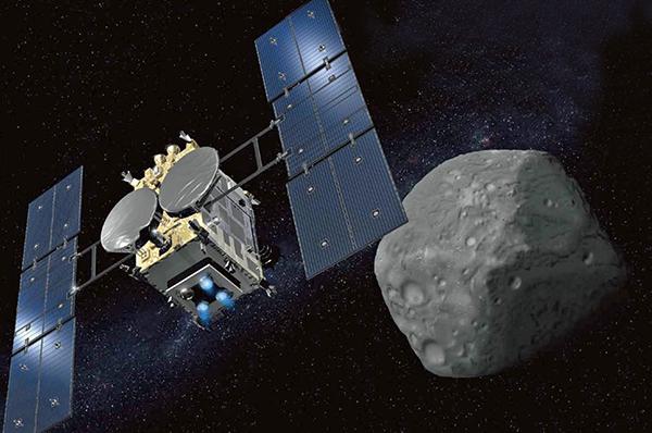 ALLA SCOPERTA DEGLI ASTEROIDI CARBONIOSI <h3><p>Due sonde spaziali ormai a due passi dai misteriosi Ryugu e Bennu</h3></p>