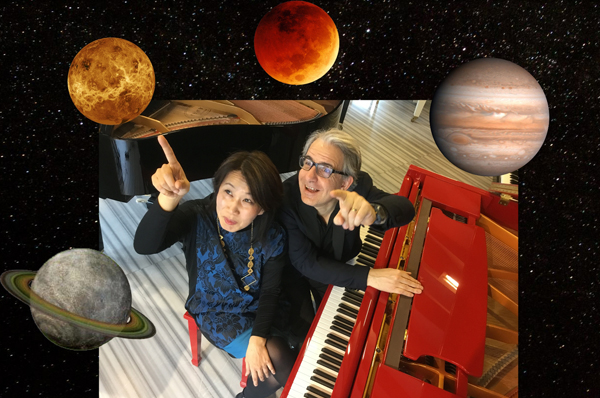 STELLE E MUSICA: <p>RIVOLUZIONI PLANETARIE</p>Gustav Holst: The Planets, Suite op. 32