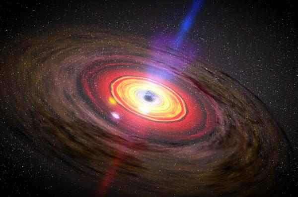11/10/2018 - Alla scoperta dei nuclei galattici attivi AGN, Associazione LOfficina, Civico Planetario Ulrico Hoepli, nuclei galattici, Roberto Nesci