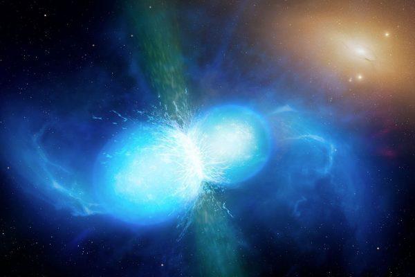 La nascita di una nuova astronomia onde gravitazionali