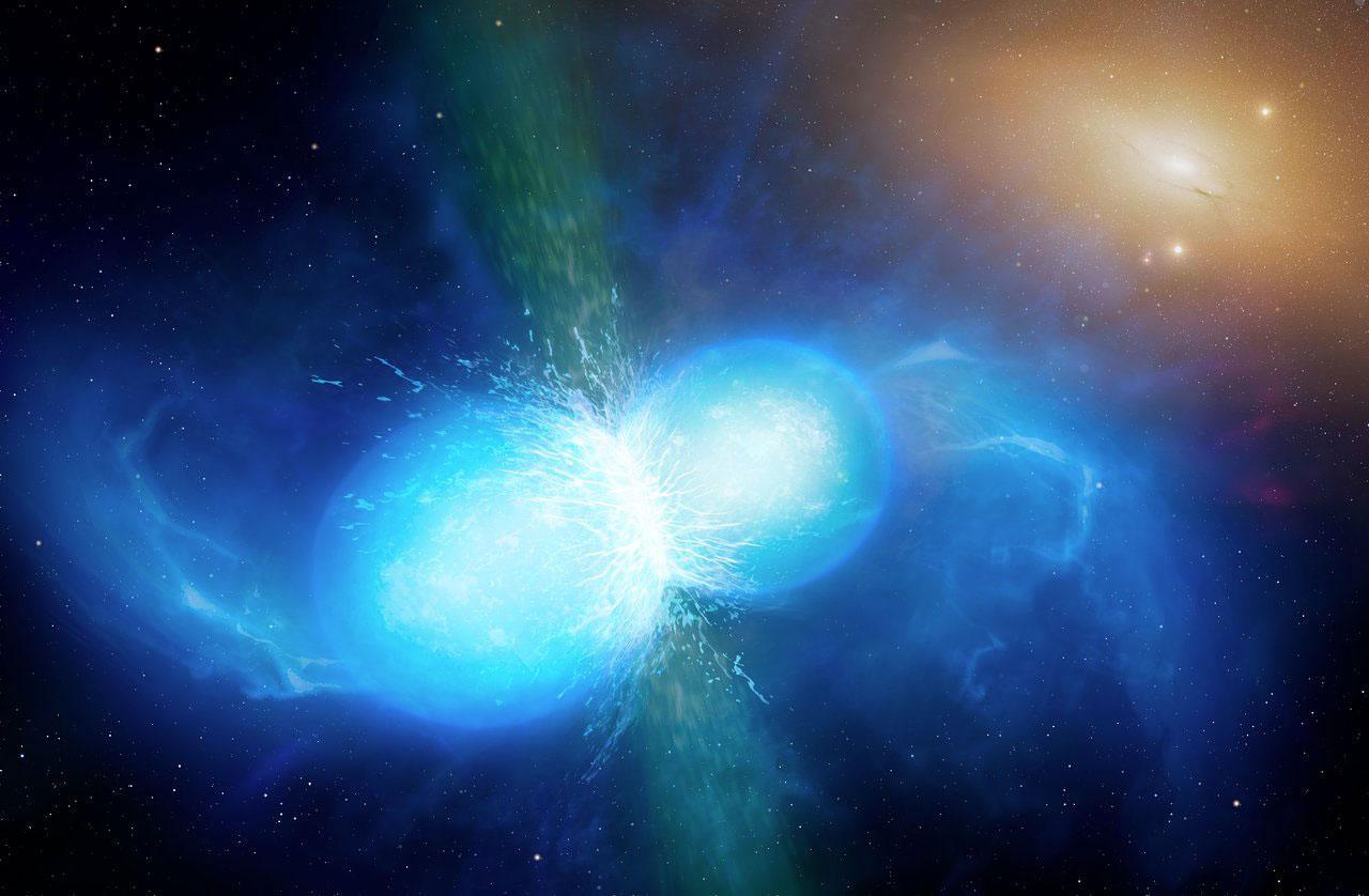 La nascita di una nuova astronomia Alessia Cassetti, Andrea Castelli, Associazione LOfficina, astronomia, luna, news, onde gravitazionali, Pianeti, spazio, sputnik, Stelle, stelle di neutroni