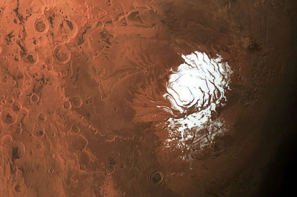 13/11/2018 - L'esplorazione di Marte e la ricerca della vita vita su marte