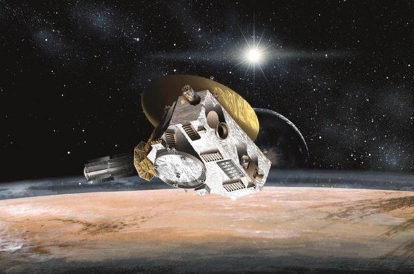 20/11/2018 - Gli ultimi misteri di Plutone plutone