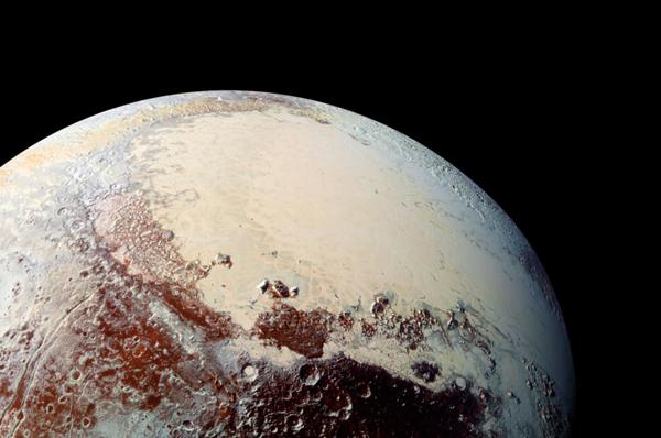 PRIMO VIAGGIO AL DI LÀ DI PLUTONE. <br />Grande attesa per l'ormai vicinissimo incontro della New Horizons con la misteriosa Ultima Thule