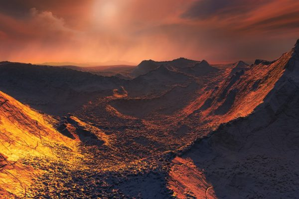 Individuato il secondo pianeta extra solare più vicino alla Terra Barnard's star b