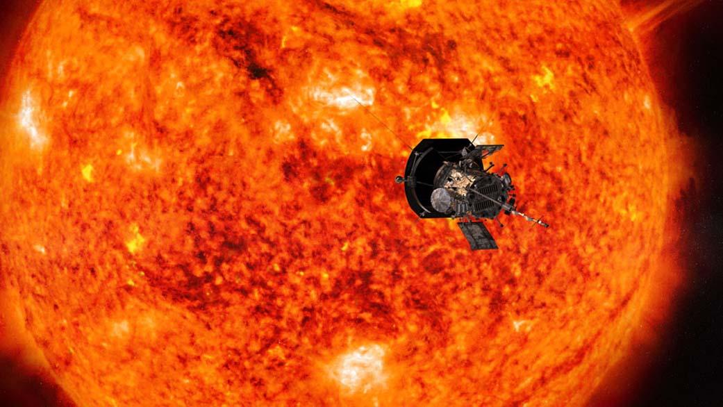 La sonda dei record: Parker Solar Probe Alessia Cassetti, Associazione LOfficina, Civico Planetario Ulrico Hoepli, eugene parker, lofficina del planetario, missioni spaziali, news, Parker Solar Probe, Sole, spazio