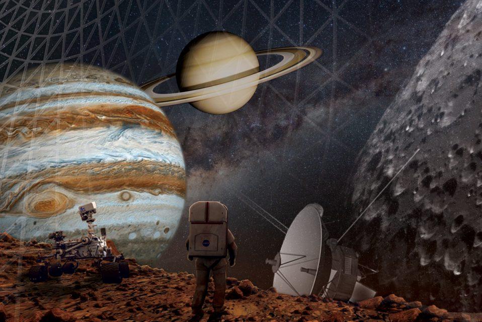 PIANETI SOLARI: STORIA E SEGRETI DELLA NOSTRA CASA NEL COSMO