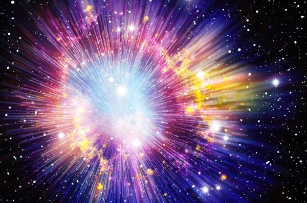 LA (MOLTO) LUNGA EVOLUZIONE DELL'UNIVERSO IN UNA SERA