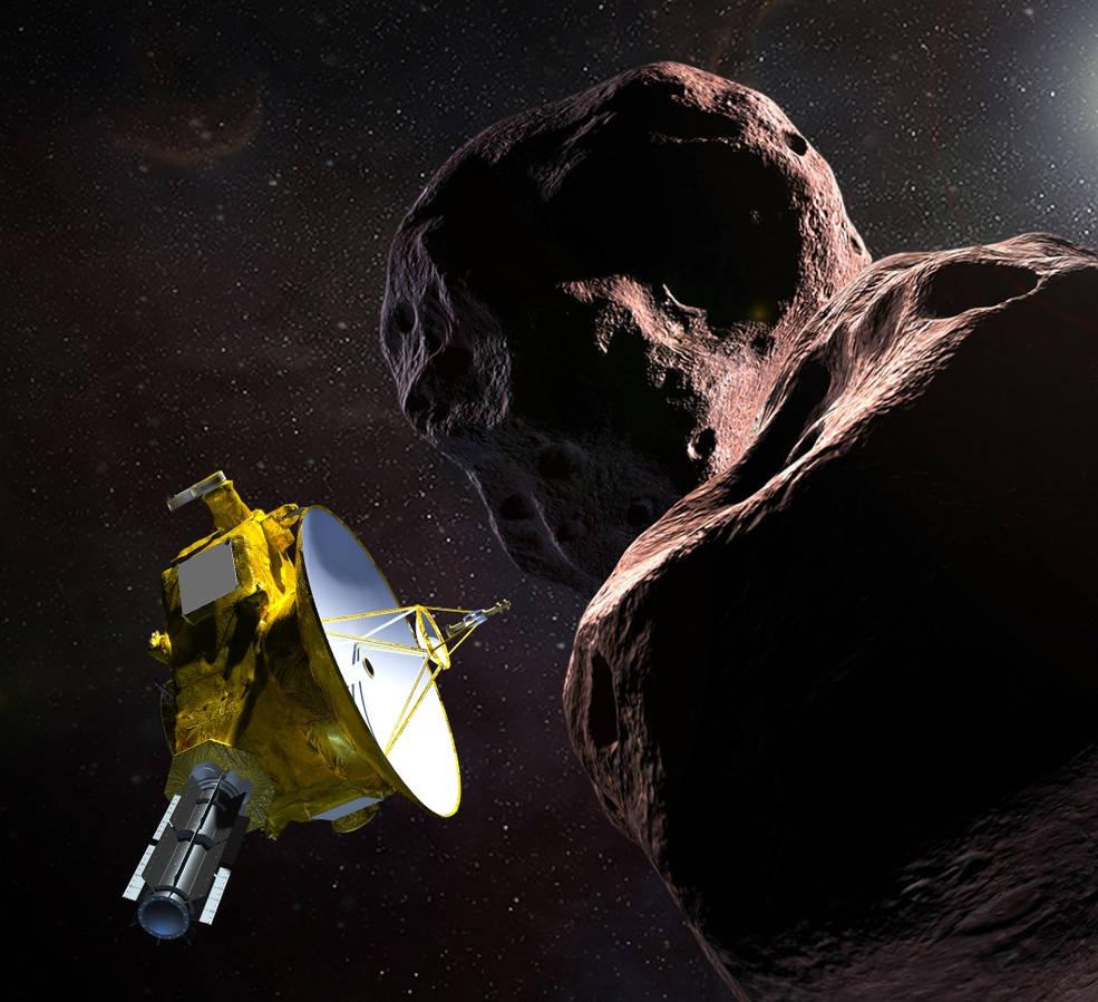 New Horizons sempre più vicina a Ultima Thule Alessia Cassetti, Associazione LOfficina, Cesare Guaita, Civico Planetario Ulrico Hoepli, fascia di Kuiper, lofficina del planetario, New Horizons, Ultima Thule, Voyager