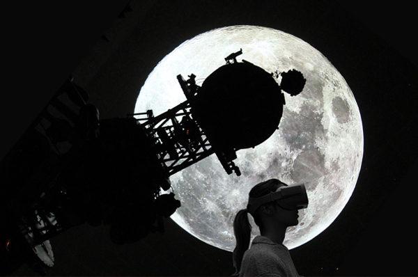 Con LOfficina sbarchi sulla Luna moon