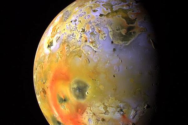 Sistema solare : i pianeti Vulcani_600x398