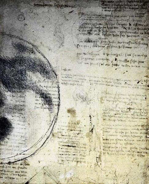 La Luna e il cielo secondo Leonardo 500 anni Leonardo da Vinci, Andrea Castelli, Associazione LOfficina, Civico Planetario Ulrico Hoepli, Leonardo, luna, Mario Taddei, ottica, rinascimento