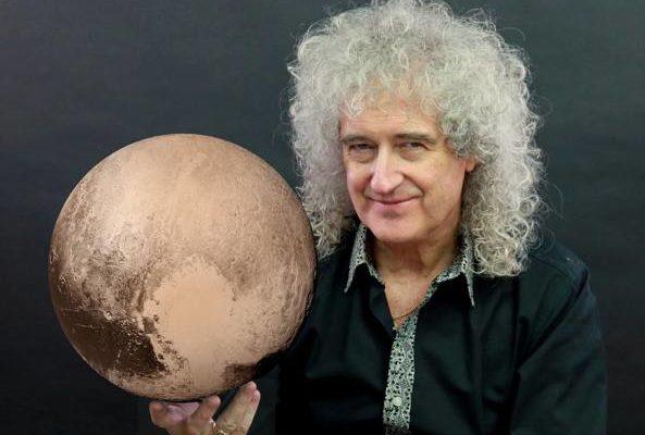 Astrofisica a tempo di rock: Brian May & Co. Civico Planetario Ulrico Hoepli