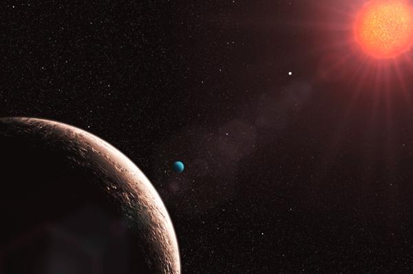 LE DISTANZE IN ASTRONOMIA