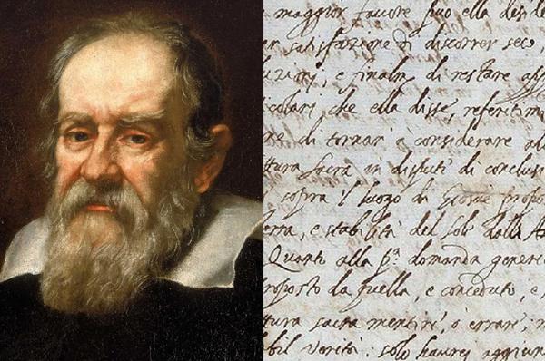 GALILEO, IL COPERNICANESIMO E LE SACRE SCRITTURE