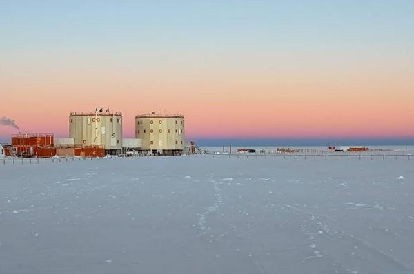 DALLE ALPI ALL'ANTARTIDE. <br> Lo studio delle polveri sottili si spinge <br>fino Alla Stazione Concordia sul Plateau Antartico