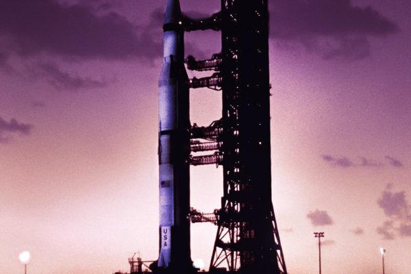 """""""Apollo 11"""", il docufilm che rivive il brivido dell'allunaggio saturno 5"""
