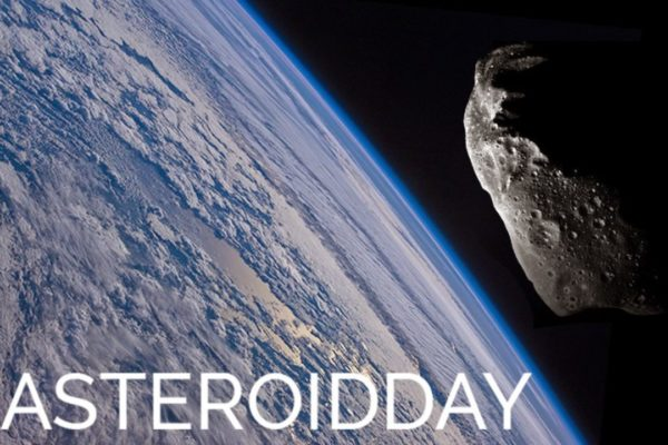 L'Asteroid Day festeggia la sua quinta edizione NASA