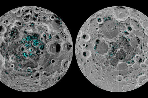 Acqua sulla Luna: ultime novità luna