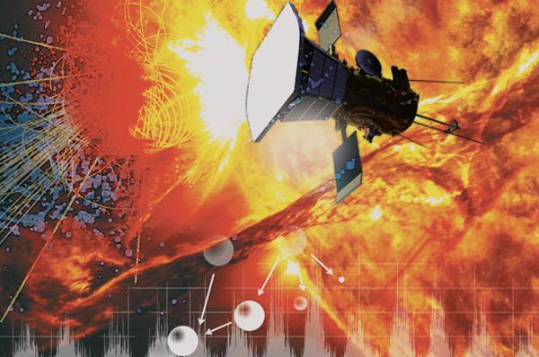 LA FISICA DEL SOLE <br>NELL'ERA DI PARKER SOLAR PROBE planetario milano