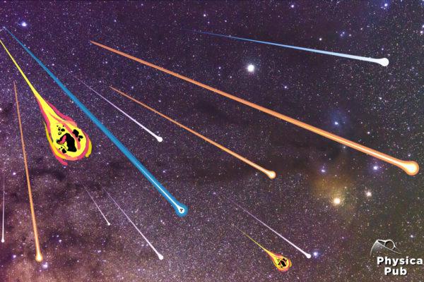 I meteoriti desideroidi news