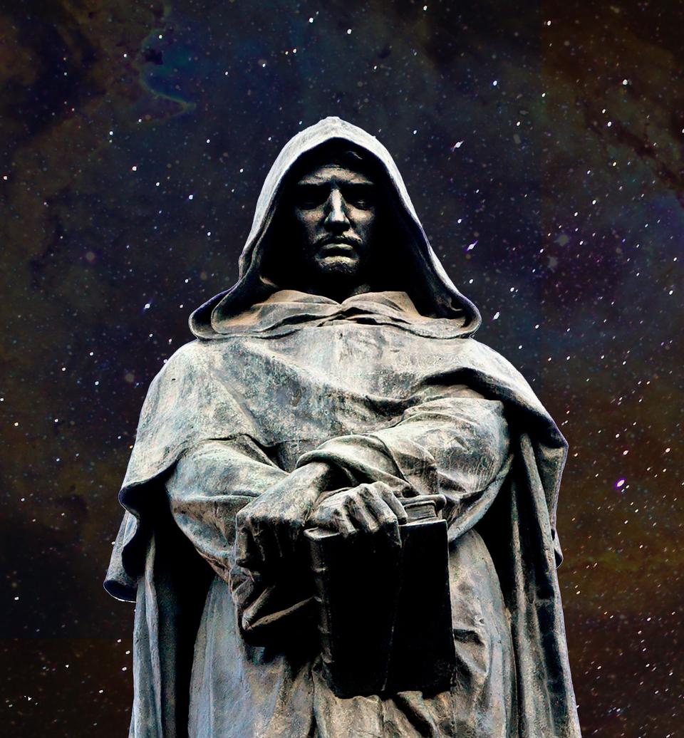 Giordano Bruno: temerario innovatore e teorico di infiniti mondi Campo de' Fiori, CHEOPS, Copernico, esopianeti, filosofia, Giordano Bruno, infiniti mondi, Inquisizione, news LOfficina, rinascimento, rivoluzione copernicana, rogo, TESS