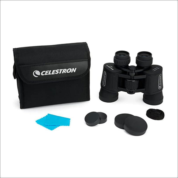 Binocolo UpClose G2 Celestron Accessori