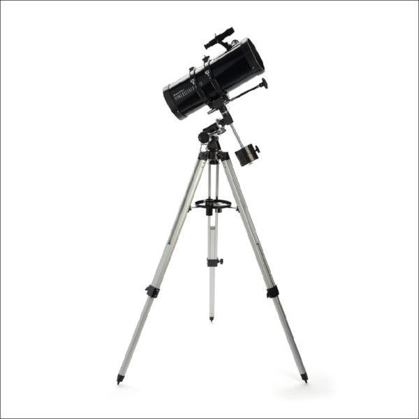 Telescopio PowerSeeker 127EQ + motor drive e adattatore smartphone