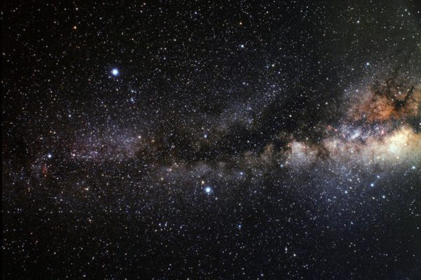 Il Cielo di Maggio 2020 cometa