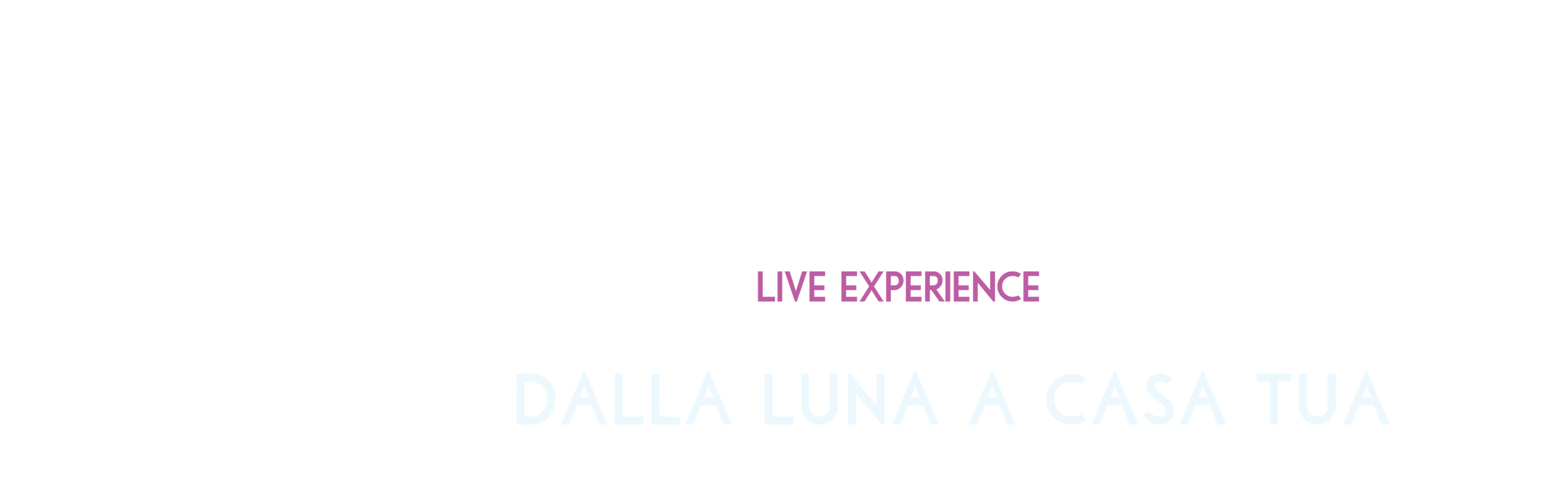 Oltre Live Experience