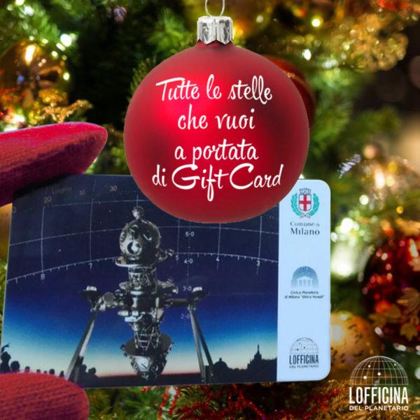 Gift Card Planetario LOfficina