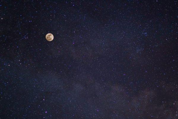 Il Cielo di Aprile 2021 il cielo del mese